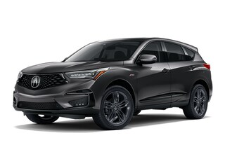 New 2019 Acura RDX SH-AWD with A-Spec Package SUV Miami, Florida