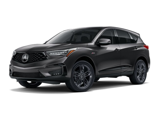 New 2019 Acura RDX with A-Spec Package SUV Temecula