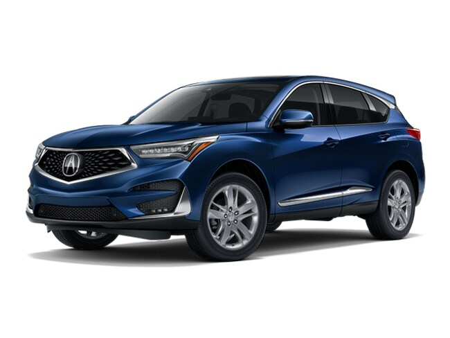 New 2019 Acura RDX Advance Package SUV in Valley Stream, NY