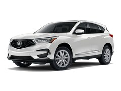 New 2019 Acura RDX Base SUV Pittsburgh