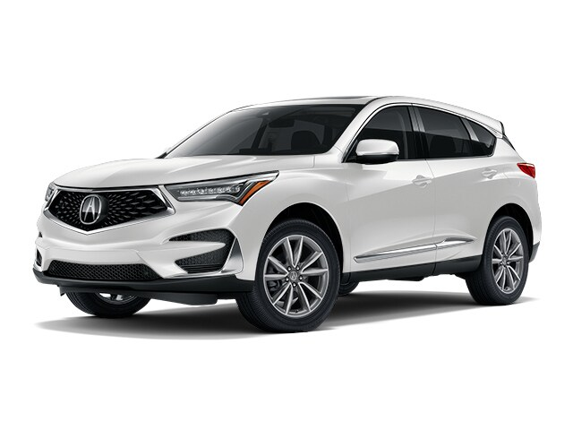 Acura Dealership San Diego >> 2019 Acura Rdx With Technology Package Suv White Diamond Pearl For