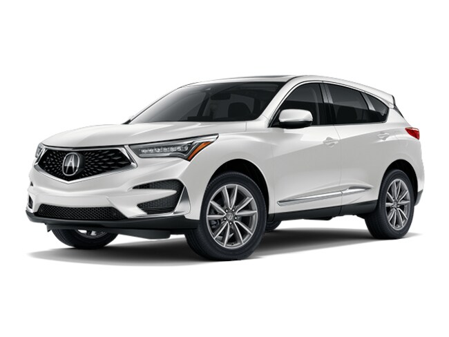 New 2019 Acura RDX with Technology Package SUV Temecula