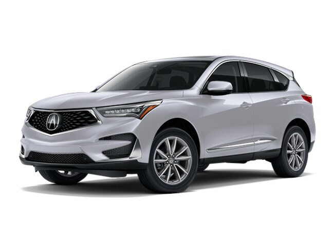 New 2019 Acura RDX SH-AWD with Technology Package SUV Honolulu