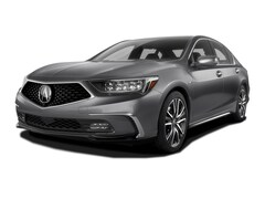 2019 Acura RLX Sport Hybrid Base w/Advance Package Sedan