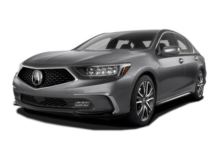 2019 Acura RLX SPT HYB SHAWD ADV Sedan