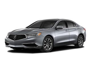 New 2019 Acura TLX 2.4 8-DCT P-AWS Sedan For Sale In Dallas, TX