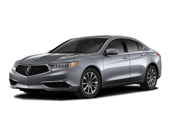 New 2019 Acura TLX 2.4 8-DCT P-AWS Sedan Honolulu
