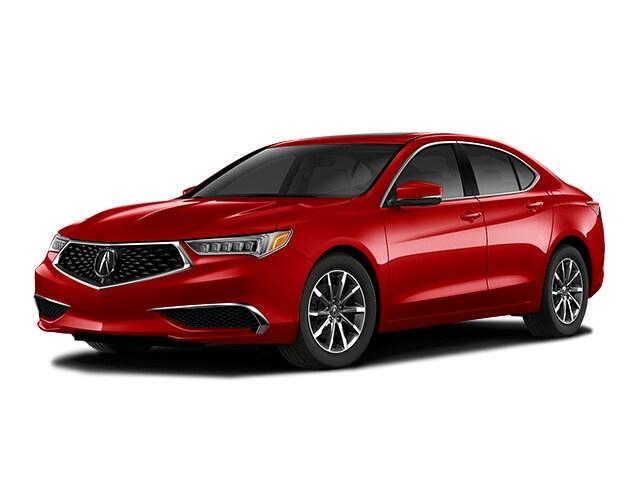 2019 Acura TLX 2.4 8-DCT P-AWS Sedan