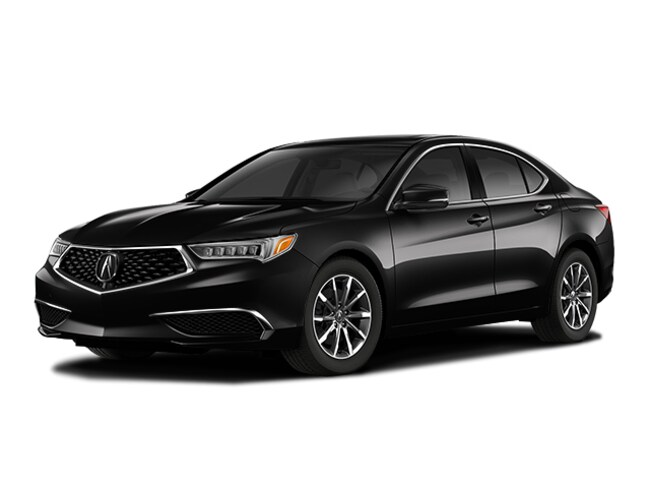 New 2019 Acura TLX 2.4 8-DCT P-AWS with Technology Package Sedan for sale near Playa Vista