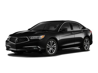 New 2019 Acura TLX 3.5 V-6 9-AT P-AWS with Advance Package Sedan For Sale In Dallas, TX