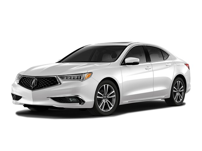 New 2019 Acura TLX 3.5 V-6 9-AT P-AWS with Advance Package Sedan Temecula