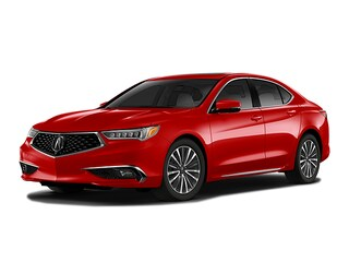 New 2019 Acura TLX 3.5 V-6 9-AT SH-AWD with Advance Package Sedan For Sale In Dallas, TX