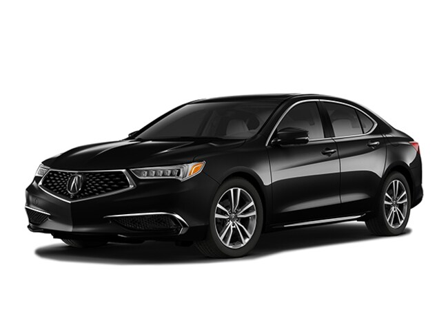 New 2019 Acura TLX 3.5 V-6 9-AT P-AWS with Technology Package Sedan Honolulu