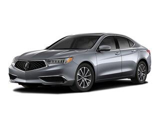 New 2019 Acura TLX 3.5 V-6 9-AT P-AWS Sedan Honolulu, HI
