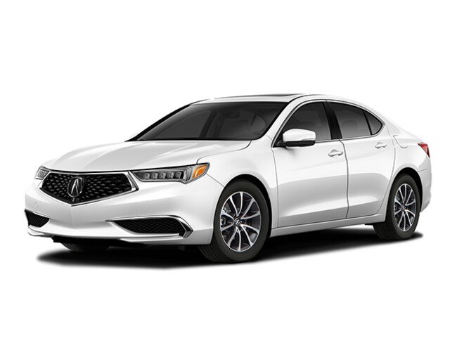 New 2019 Acura TLX 3.5 V-6 9-AT P-AWS Sedan Tustin