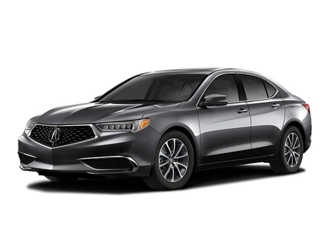 2019 Acura TLX 3.5 V-6 9-AT SH-AWD Sedan