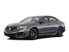 New 2019 Acura TLX 2.4 8-DCT P-AWS with A-SPEC RED Sedan Johnston, IA