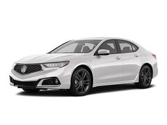 2019 Acura TLX 2.4 8-DCT P-AWS with A-SPEC RED Sedan For Sale in Bedford Hills NY