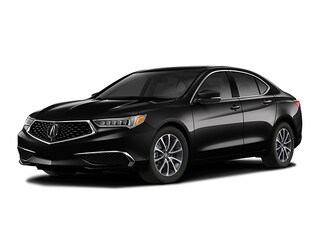 New 2019 Acura TLX 2.4 8-DCT P-AWS with A-SPEC Sedan Honolulu, HI