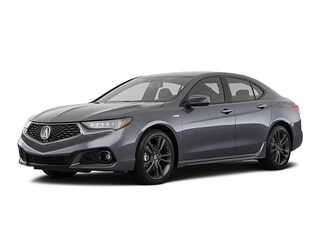 New 2019 Acura TLX 3.5 V-6 9-AT P-AWS with A-SPEC RED Sedan for sale in Little Rock