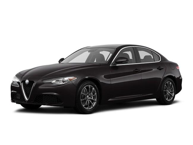 New 2019 Alfa Romeo Giulia Sedan McKinney