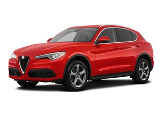 2019 Alfa Romeo Stelvio W/Leather, Bluetooth, Harman/Kardon Sound System, Push Start Button SUV
