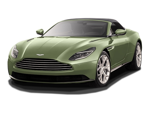 2019 Aston Martin DB11 Convertible