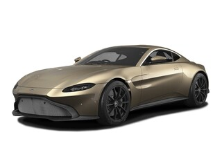 New 2019 Aston Martin Vantage Coupe in Broomfield
