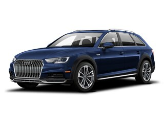 2019 Audi A4 allroad Wagon Navarra Blue Metallic