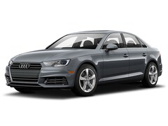 New 2019 Audi A4 2.0 TFSI Premium Plus S Tronic quattro AWD Sedan A190695 for Sale in Highland Park, IL, at Audi Exchange
