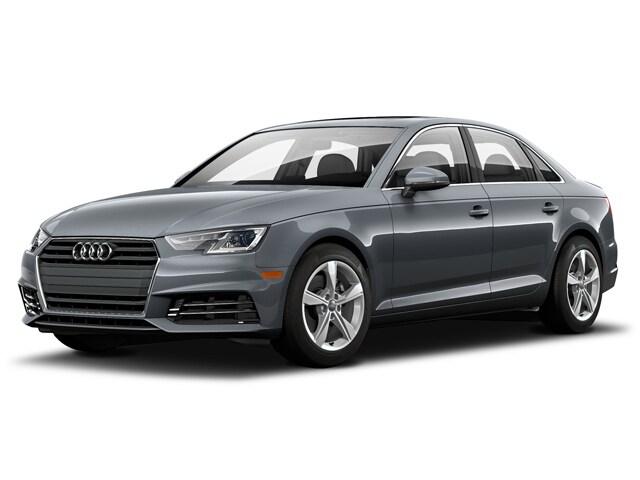 New 2019 Audi A4 2.0T Premium Sedan WAUDNAF40KN018469 in Huntington, NY