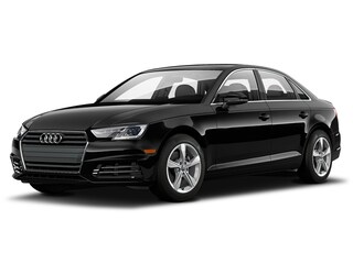 Certified 2019 Audi A4 2.0T Premium Sedan for sale at McKenna Audi - serving LA