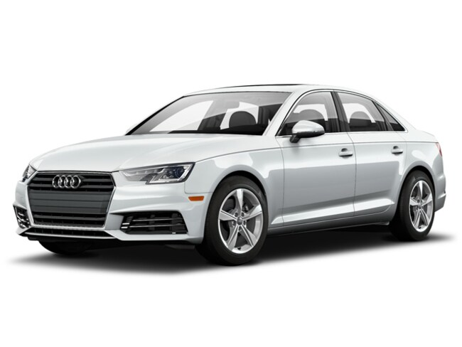 New 2019 Audi A4 2.0T Premium Sedan For Sale Los Angeles California