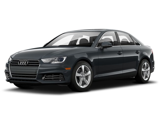 2019 Audi A4 Audi Certified Premium Convenience Package Sedan