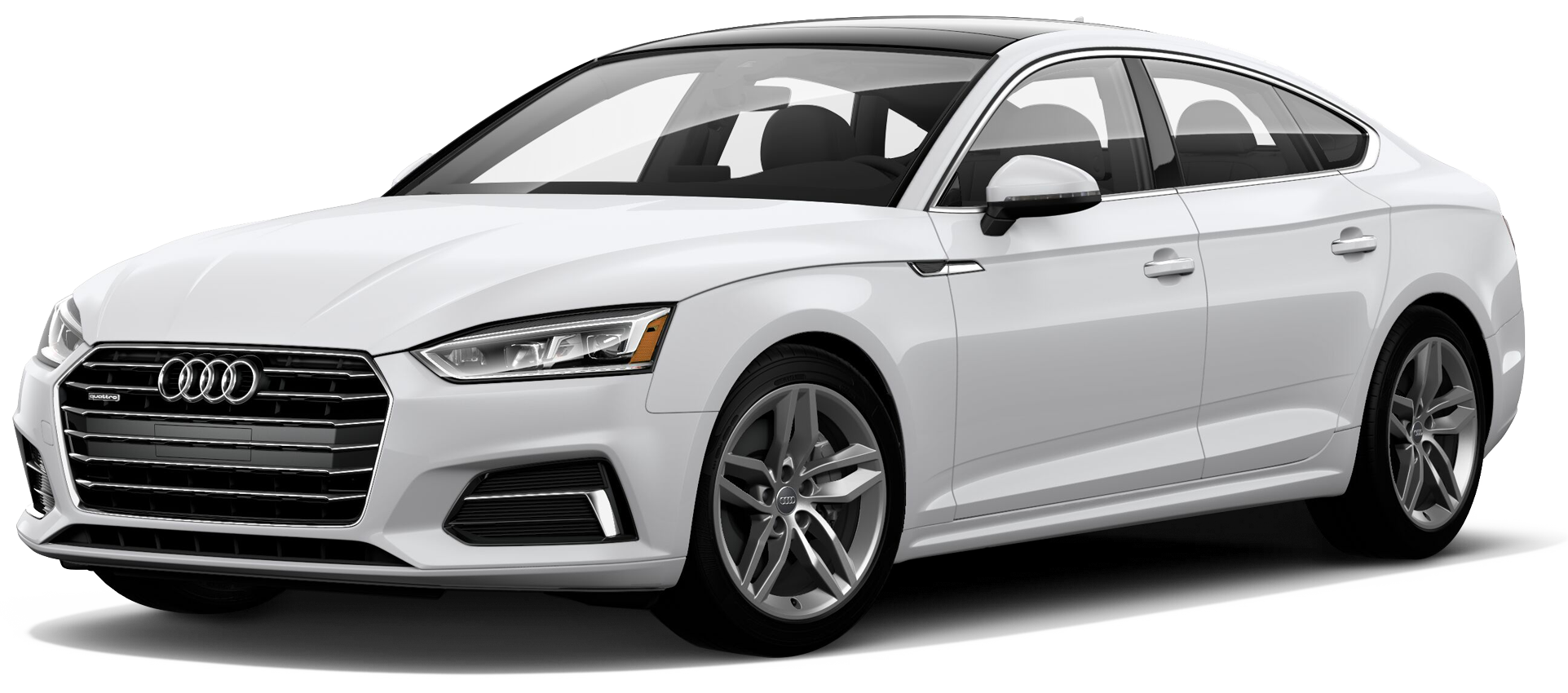 Audi A5 Lease Deal Image