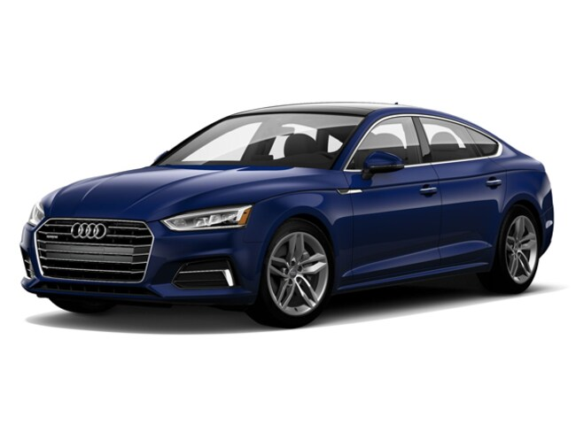 New 2019 Audi A5 2.0T Premium Plus Sportback in Iowa City, IA