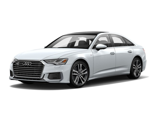 New 2019 Audi A6 3.0T Premium Plus Sedan State College