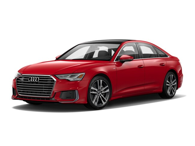 New 2019 Audi A6 3.0T Premium Plus Sedan Fort Collins, CO