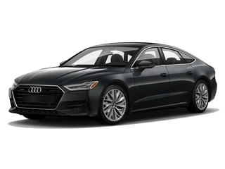 2019 Audi A7 Hatchback Vesuvius Gray Metallic
