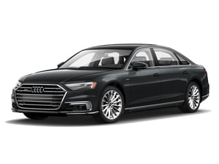 2019 Audi A8 Sedan Vesuvius Gray Metallic