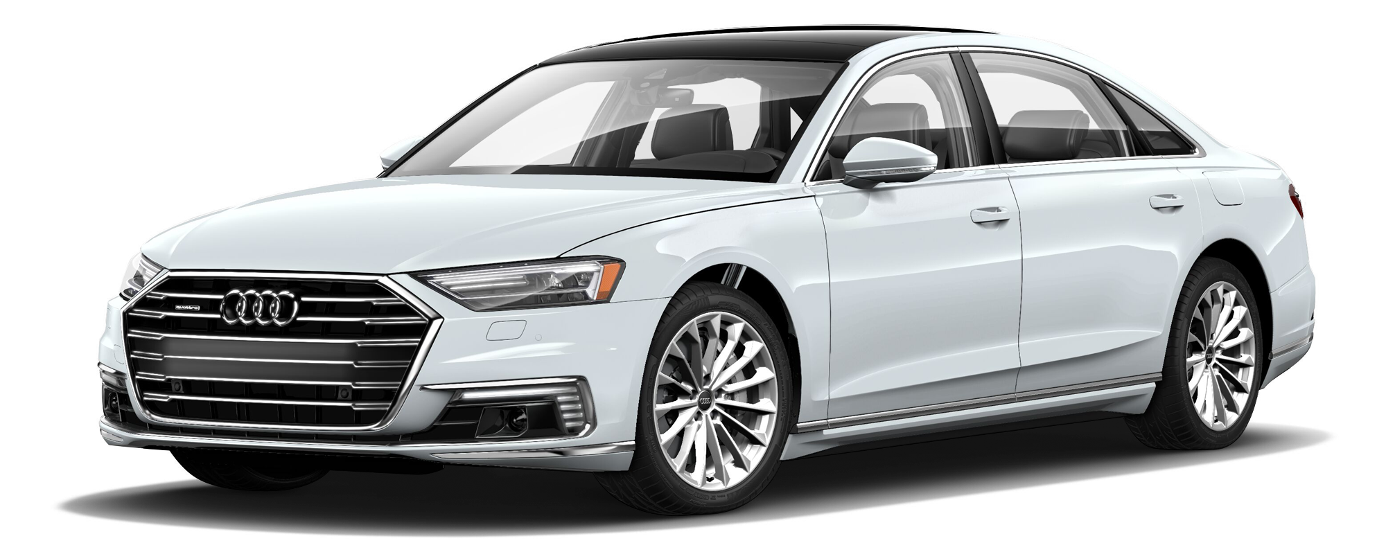 Audi A8 Lease Deal Image