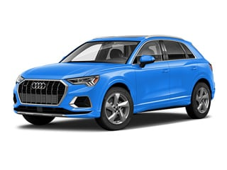 2019 Audi Q3 SUV Turbo Blue