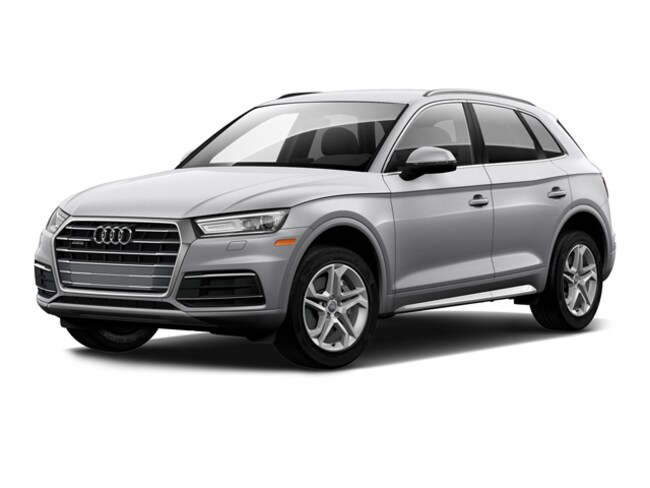 new 2019 Audi Q5 2.0T Premium Plus SUV near Salt Lake City UT
