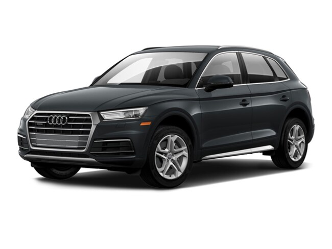 New 2019 Audi Q5 2.0T Prestige SUV Mohegan Lake