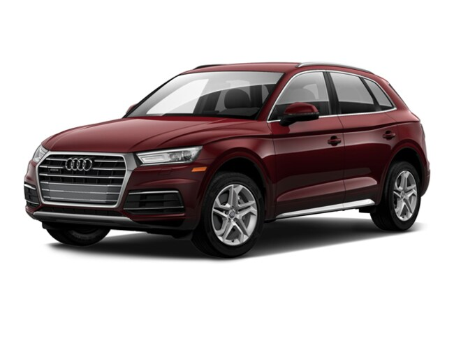 New 2019 Audi Q5 2.0T Premium Plus SUV West Springfield MA