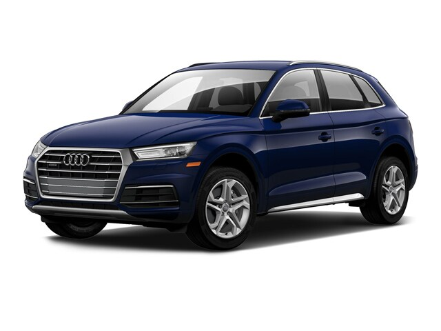 New 2019 Audi Q5 SUV Denver Colorado