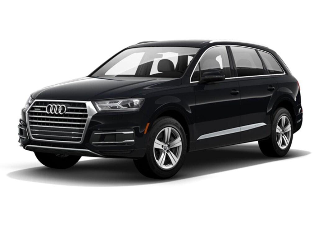 New 2019 Audi Q7 For Sale At Audi Tampa Vin Wa1vaaf77kd048453