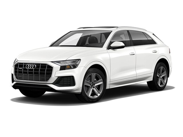 New 2019 Audi Q8 3.0T Premium SUV in Westwood, MA