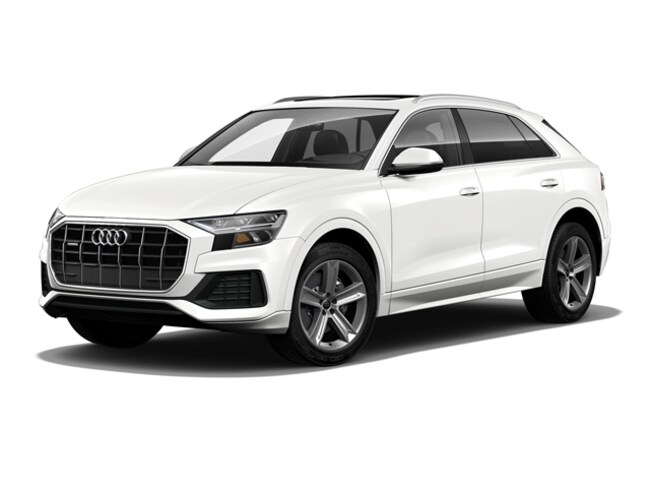 2019 Audi Q8 Premium SUV for sale in Highland Park, IL at Audi Exchange