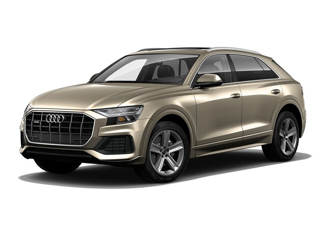 New 2019 Audi Q8 3.0T Prestige SUV for sale in State College, PA, at Audi State College